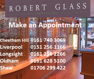 Make an Opticians Appointment